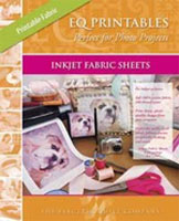 Recommended products for printing on fabric using an inkjet printer