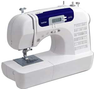 Brother Sewing & Quilting Machine CS6000i