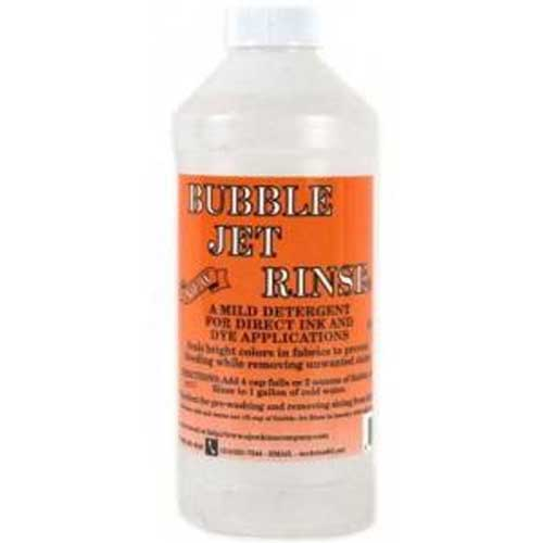 Bubble Jet Rinse