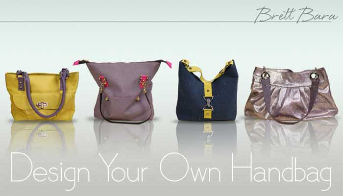 Design Your Own Handbag: Online Class