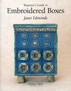 Beginner's Guide to Embroidered Boxes