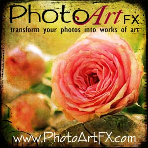 PhotoArtFX: Transform your photos into works of art