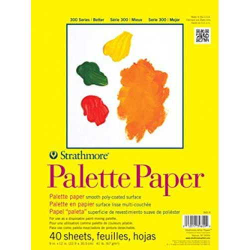 Palette Pad 9x12