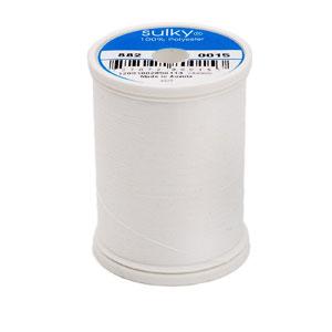 White Bobbin Thread