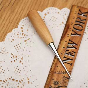 Wooden Handle Awl